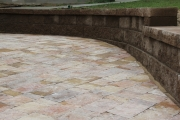 Paver-walkway-with-curved-retaining-wall-Between-the-Edges-AikenSC