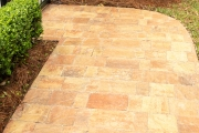 walkway-to-gate-Between-the-Edges-EvansGA-hardscape-design