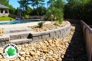 Pool-landscaping-view-from-back-Between-the-Edges-BeechIslandSC