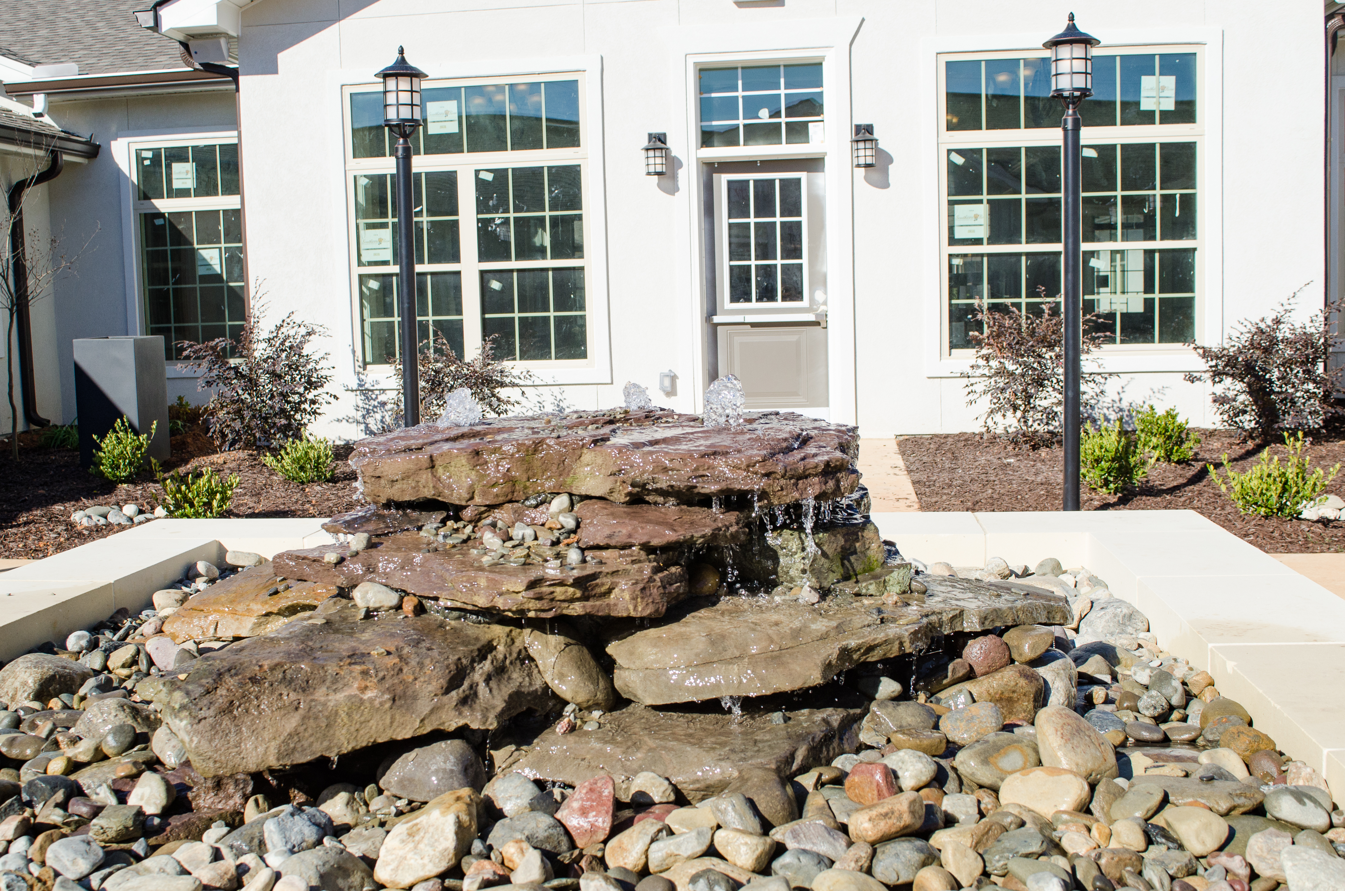 Admin landscaping lawn care and retaining walls for Commercial landscaping