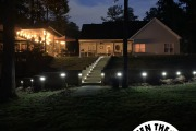 Exterior-landscaping-view-at-night-landscaping-EvansGA-BetweentheEdges