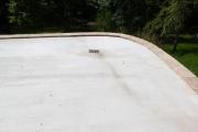 concrete driveway pour north augusta sc