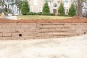 Direct-view-retaining-wall-landscaping-project-BetweentheEdges-MartinezGA