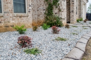 plant bed installation evans ga