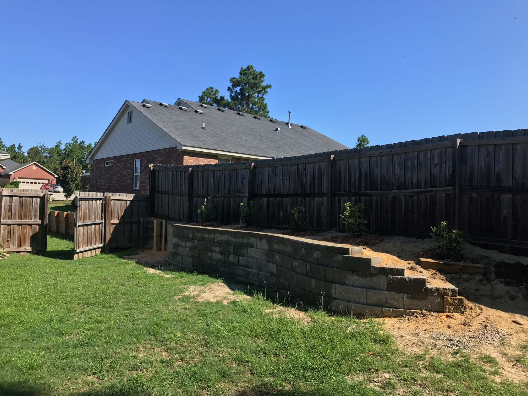 retaining walls landscaping lawn care and retaining walls