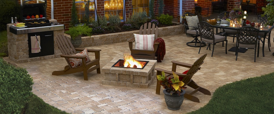 Hardscapes landscaping lawn care and retaining walls for Landscaping rocks augusta ga