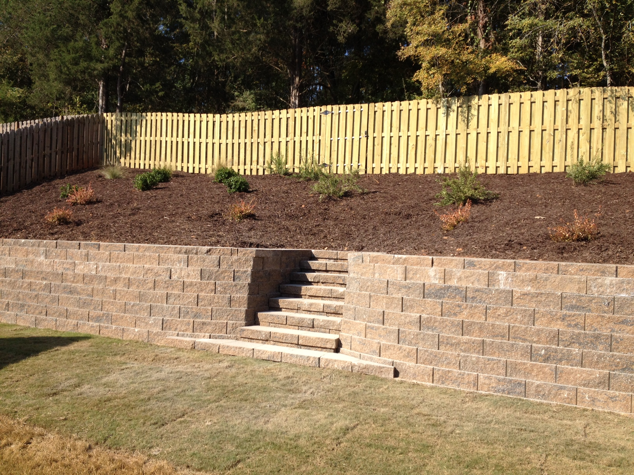 Choosing the Right Landscape Contractor for your Retaining ...