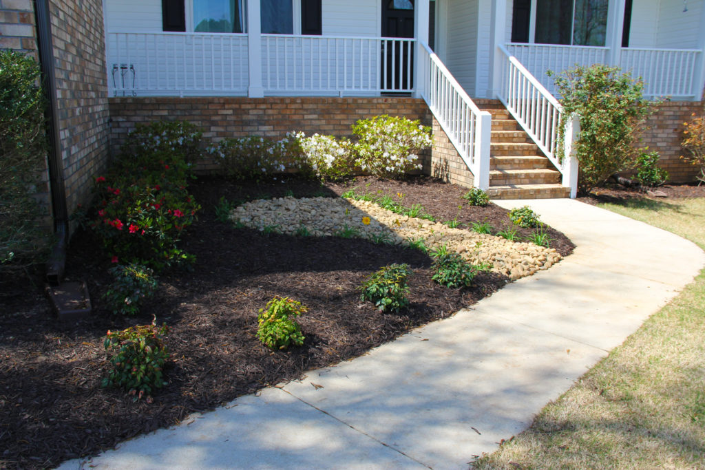 Admin landscaping lawn care and retaining walls for Landscaping rocks augusta ga