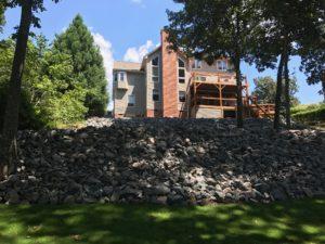 retaining wall sod installation north augusta sc