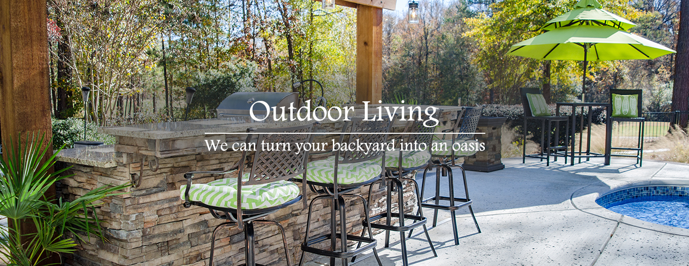 Build Outdoor Kitchen Evans Ga