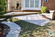 Backyard-patio-walkway-waterfall-feature-Between-the-Edges-hardscape-design-AugustaGA