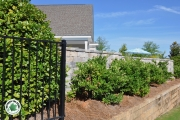 Retaining-wall-privacy-Between-the-Edges-landscape-architect-EvansGA