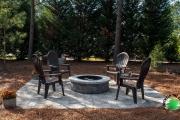 backyard fire pit aiken sc