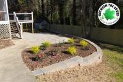 backyard-update-Between-the-Edges-landscaping-Evans-GA