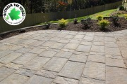 paver-patio-near-retaining-wall-Between-the-Edges-landscaping-Grovetown-GA