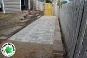 Alt-view-paver-walkway-with-two-retaining-walls-Between-the-Edges-Grovetown-GA