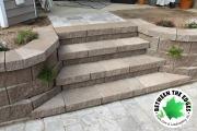 Close-up-retaining-wall-steps-Between-the-Edges-landscape-design-Augusta-GA
