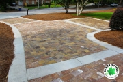paver-driveway-with-parking-pad-Between-the-Edges-hardscaping-and-landscaping-Augusta-GA