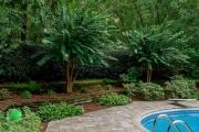 backyard landscaping augusta ga